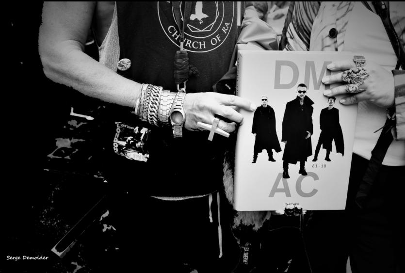 Anton Corbijn book signing_Depeche Mode_Serge Demolder