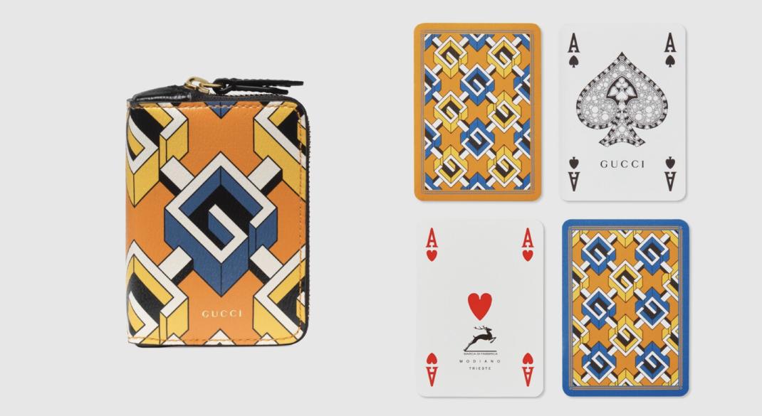 Gucci playingcards 2021